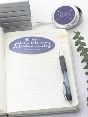 MMD journal kit open book
