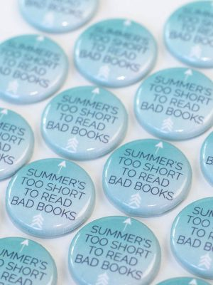 Summer Reading Buttons