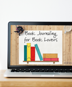 book journaling class image